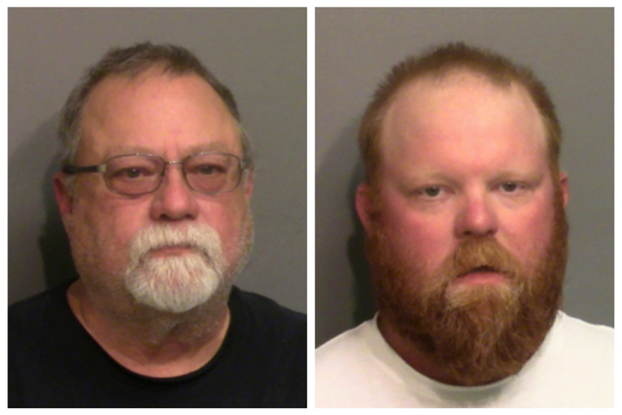 Judge to weigh bond for father, son in Ahmaud Arbery slaying
